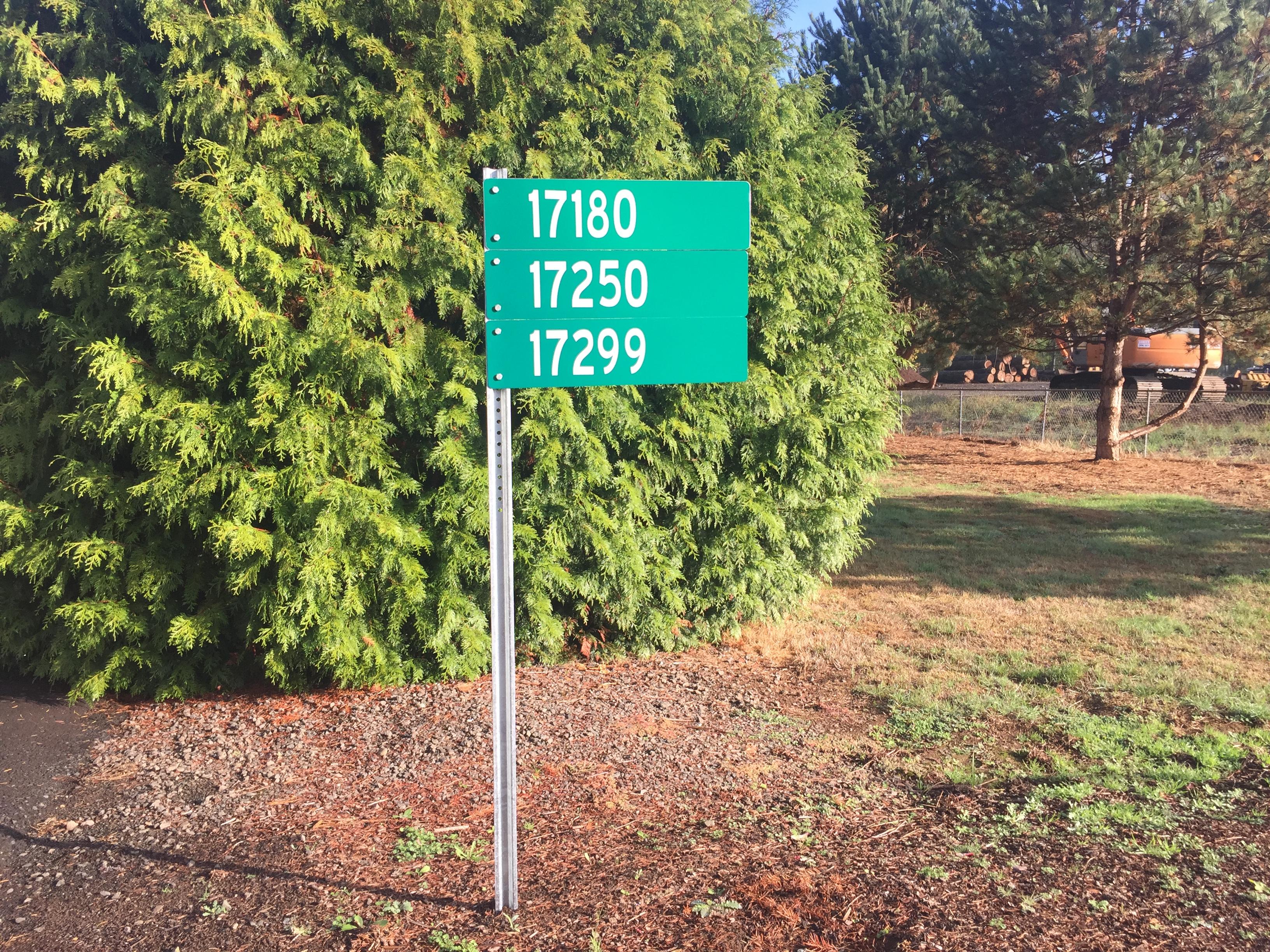 Address / Smoke Alarm Program