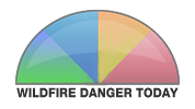 Wildfire Danger Levels Explained