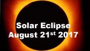 Solar Eclipse Info