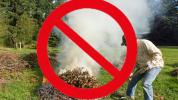 Backyard Burning is Closed!