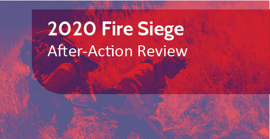 2020 Wildfire After Action Review